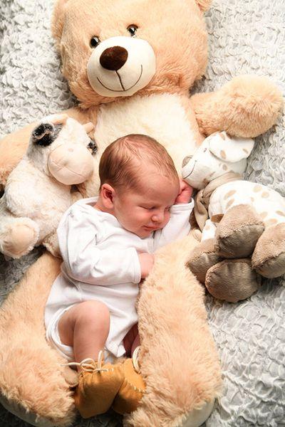 Newborn Fotoshooting in Köln Fotografie mit Familie