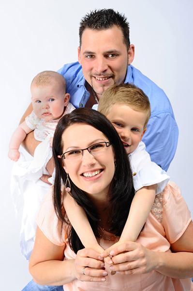 Familien-Fotoshooting in Köln