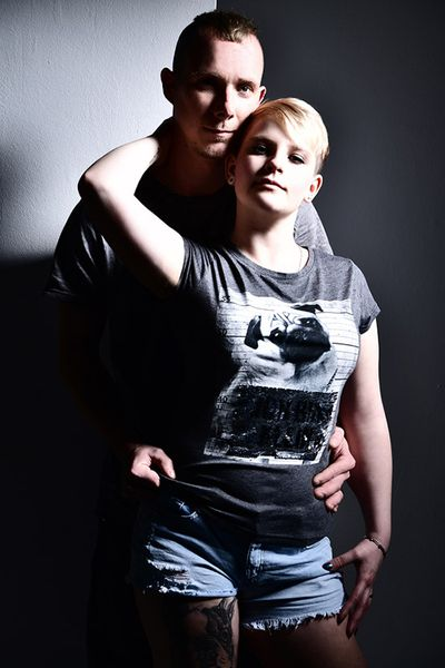 Paar-Fotoshooting -fotografie Paare - Fotostudio koeln mit Make Up und Styling