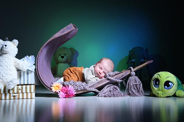 Newborn-Shooting Fotostudio-Köln