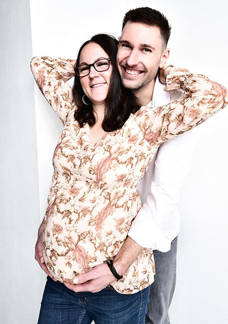 Schwangerschaft Babybauch Fotoshooting Fotostudio Koeln