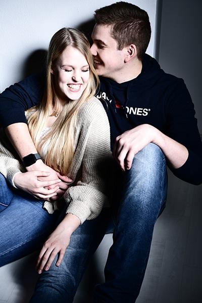 Paar-Fotoshooting - Fotografie für Paare