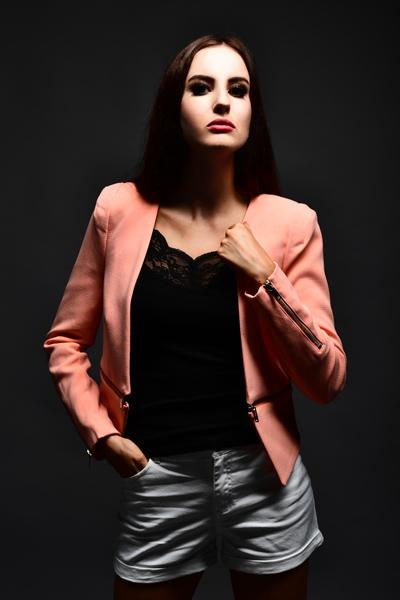 Beauty und Portrait Fotoshooting mit Makeup
