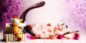 Beim Newborn und beim Baby Fotoshooting fotografieren wir Euer neues Familienmitglied mit viel Geduld und ohne Stress in unserem Fotostudio.